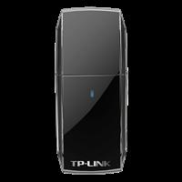 TL-WDN5200免驱版 11AC双频无线USB网卡魅黑菱形,双频随心切换,畅游纯净网络