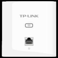 TL-AP450I-PoE 薄款(方) 450M无线面板式AP适用于酒店、宿舍等密集型环境